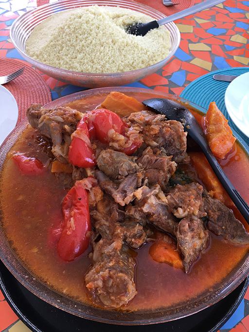 les delices du Senegal - villa saly