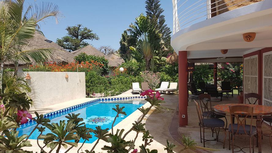 Villa d'hôtes à Saly Mbour